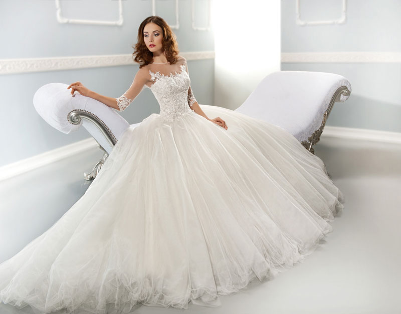 Wedding Gowns By Demetrios