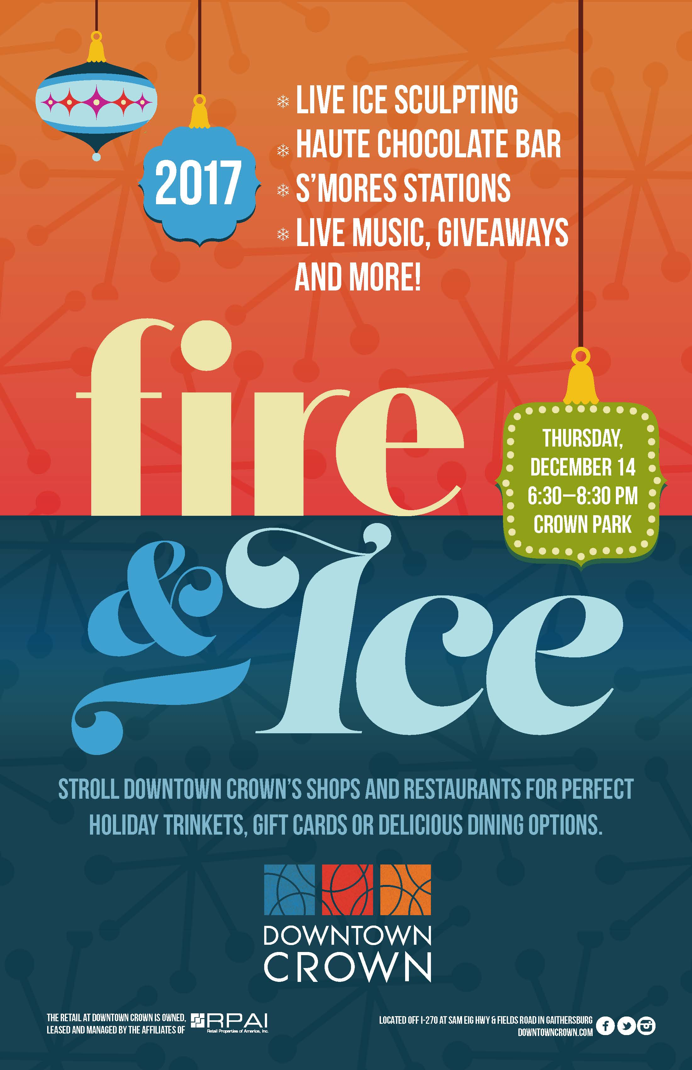 Downtown Crown Fire & Ice