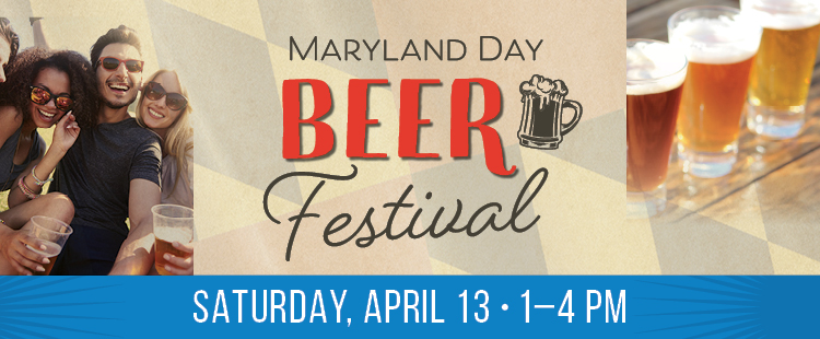 2019 MARYLAND DAY BEER FESTIVAL
